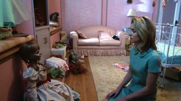 Alles noch gut: Annabelle und Mia (Foto: Warner Bros)