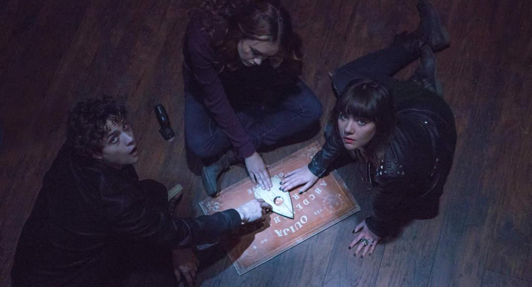 Lauschiges Plätzchen für 'ne Runde Ouija (Foto: Universal Pictures)