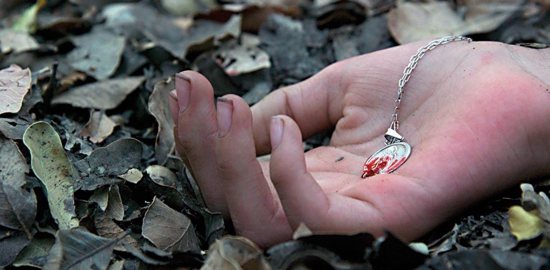 Da hilft der schönste Glücksbringer nichts mehr (Foto: Alive)