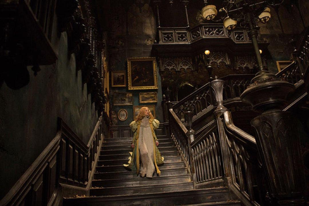 Wieviele Stufen mögen das wohl sein? (Foto: Universal Pictures)