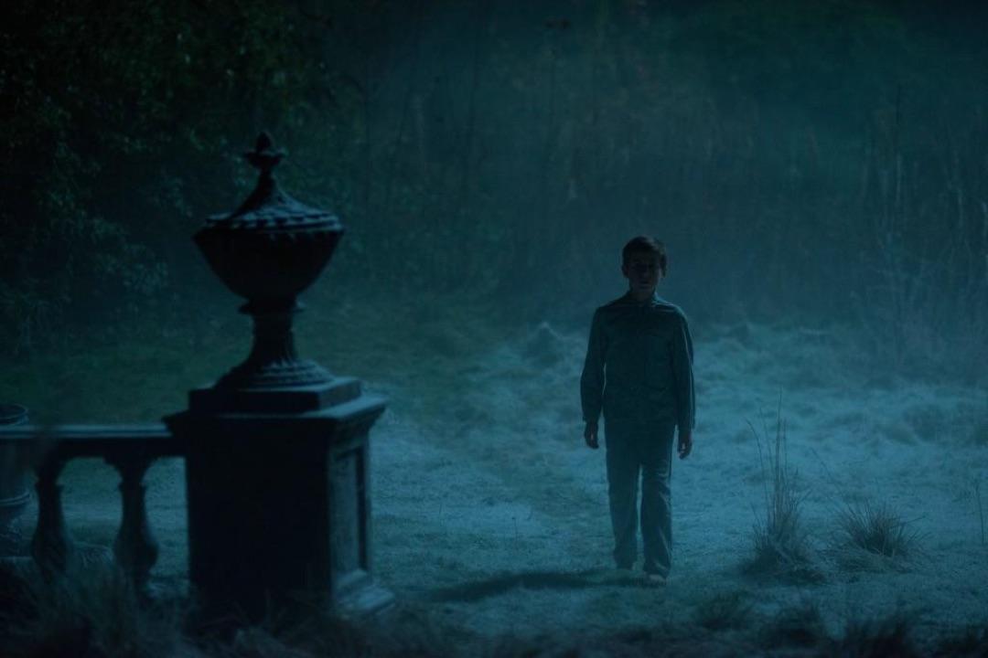 Wer steht denn hier allein im Regen? (Foto: Concorde)