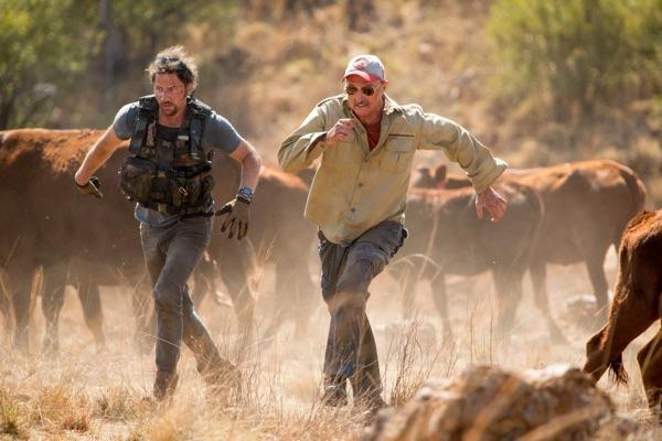 Laufen - die Antwort in Afrika heißt Laufen (Foto: Universal Pictures)