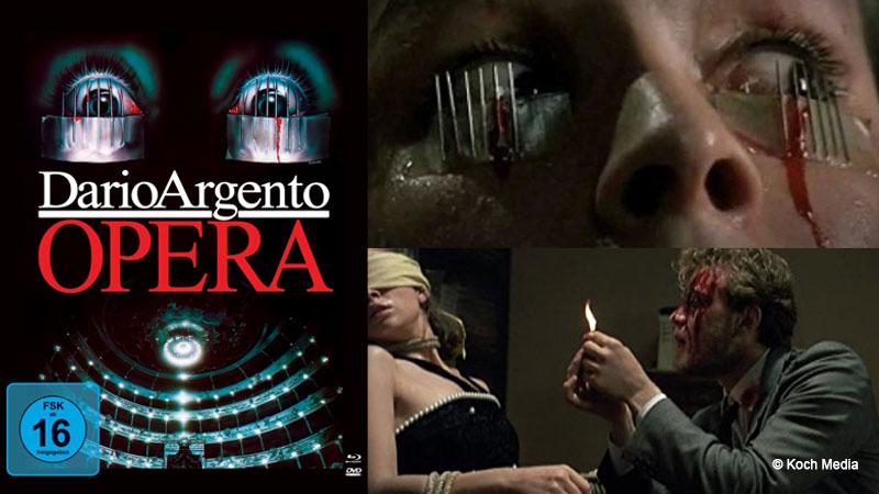 """Gewinnspiel zu """"Opera"""" von Dario Argento"""