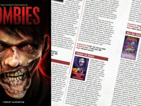 "Gewinnspiel zu ""The ultimate VIRUS Book of Zombies"""
