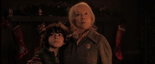 Max und Oma sind zufrieden (Foto: Universal Pictures)