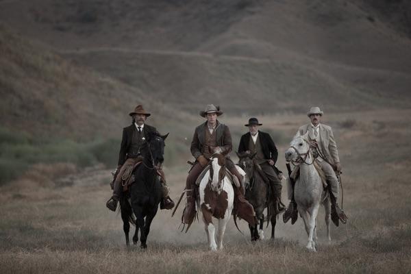 4 Männer, 4 Pferde (Foto: Constantin Film)