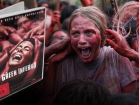"""Gewinnspiel zum Filmstart von """"The Green Inferno"""""""
