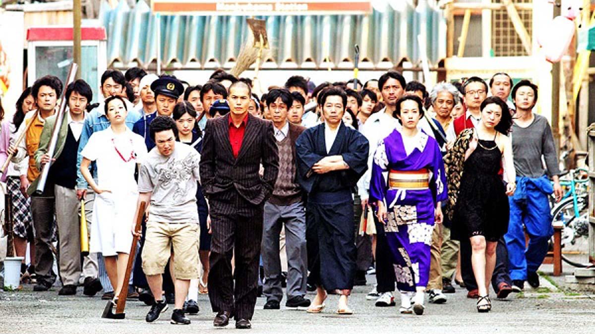 Kageyama hat einige Menschen ausgesaugt und um sich gescharrt (Foto: Koch Media)