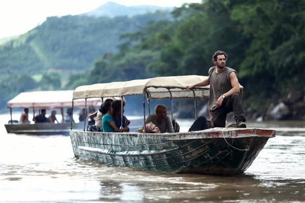 Ein Bootsfahrt, die ist (noch) lustig ... (Foto: Constantin Film)