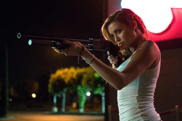 Denise schießt scharf (Foto: Paramount Pictures)