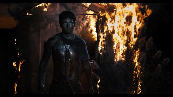 Der andere Junge, dem das Feuer nichts anhaben konnte (Foto: Tiberius Film)