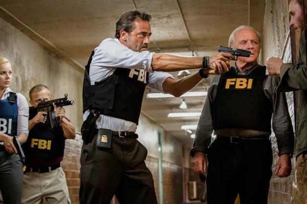 Wenn das FBI zweimal klingelt ... (Foto: Concorde Film)
