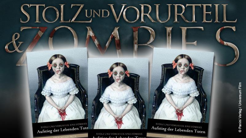 """Gewinnspiel zu """"Stolz und Vorurteil & Zombies"""""""