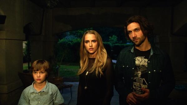 Die Drei kommen nach Hause (Foto: Warner Bros)