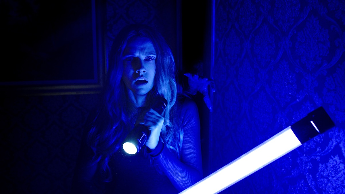 Neulich bei Star Wars ... oder doch kein Laserschwert? (Foto: Warner Bros)