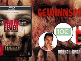 """Gewinnspiel zu """"Cabin Fever – The new Outbreak"""""""