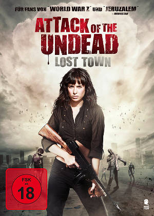 Attack of the Undead – Lost Town