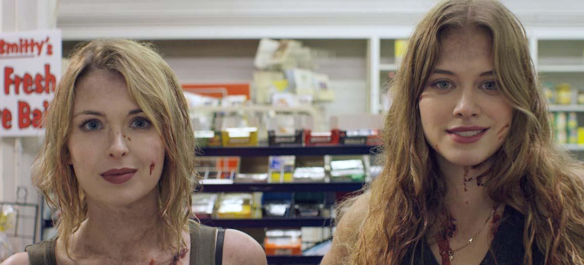 Können kein Wässerchen trüben: Sloane und Katie (Foto: Pierrot Le Fout)