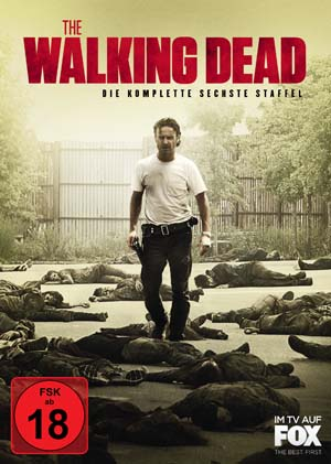 The Walking Dead (Staffel 6)
