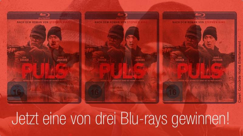 """Gewinnspiel zu """"Puls"""""""