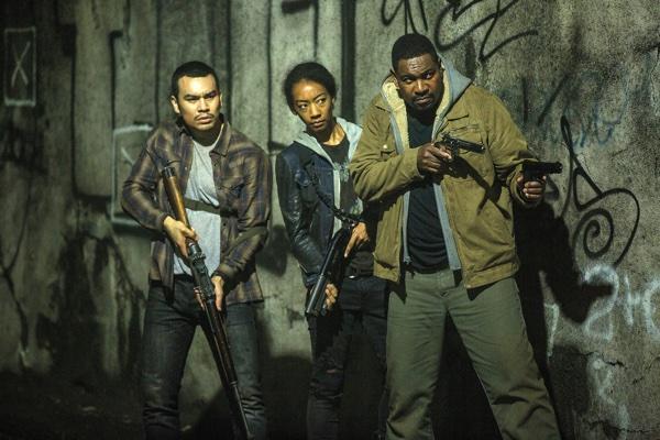 In der Purge-Nacht ist man besser bewaffnet (Foto: Universal Pictures)