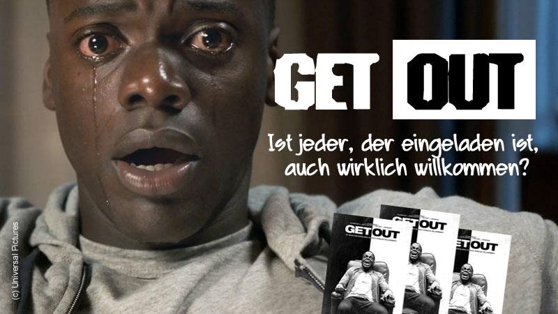 """Gewinnspiel zu """"Get Out"""""""