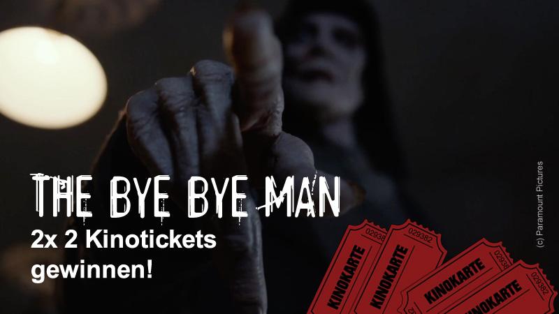 """Gewinnspiel zu """"The Bye Bye Man"""""""