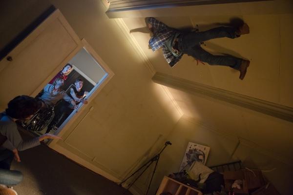 Einmal wie Spiderman sein ... allerdings unfreiwillig (Foto: Concorde Video)