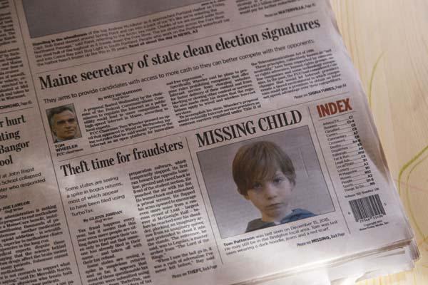 Spurlos verschwunden: Wo ist Tom? (Foto: Universum Film)