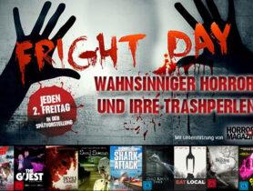 FRIGHT DAY – ab 19. Mai 2017 jeden 2. Freitag feinster Horror im Kino