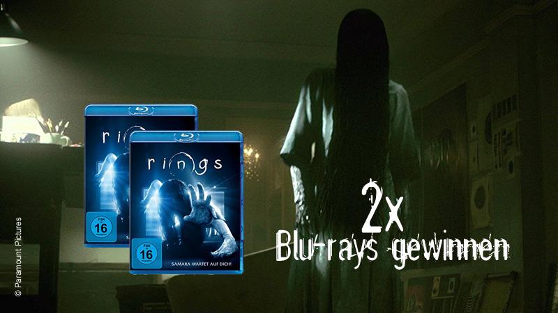 "Neues Gewinnspiel zu ""Rings"""