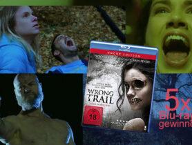 "Gewinnspiel zu ""Wrong Trail"""