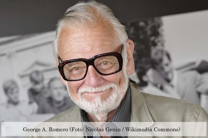 Der Tod des Meisters – ein Nachruf auf George A. Romero