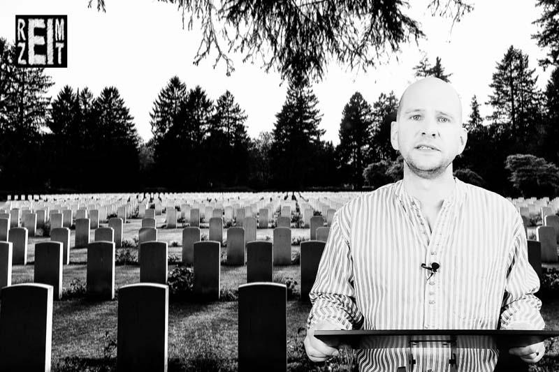 Horrormagazin-Redakteur als Poet: Gedicht mit Zombies