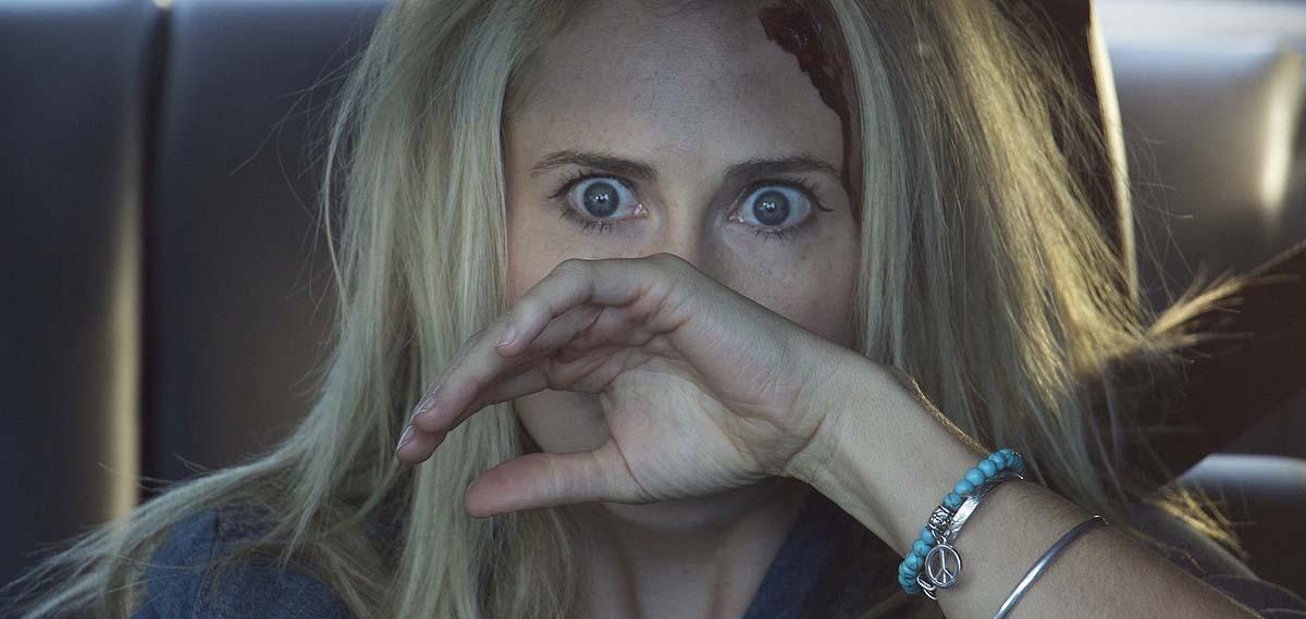 Der häufigste Gesichtsausdruck in diesem Film (Foto: Tiberius Film)