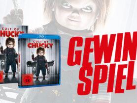 """Gewinnspiel zu """"Cult of Chucky"""""""