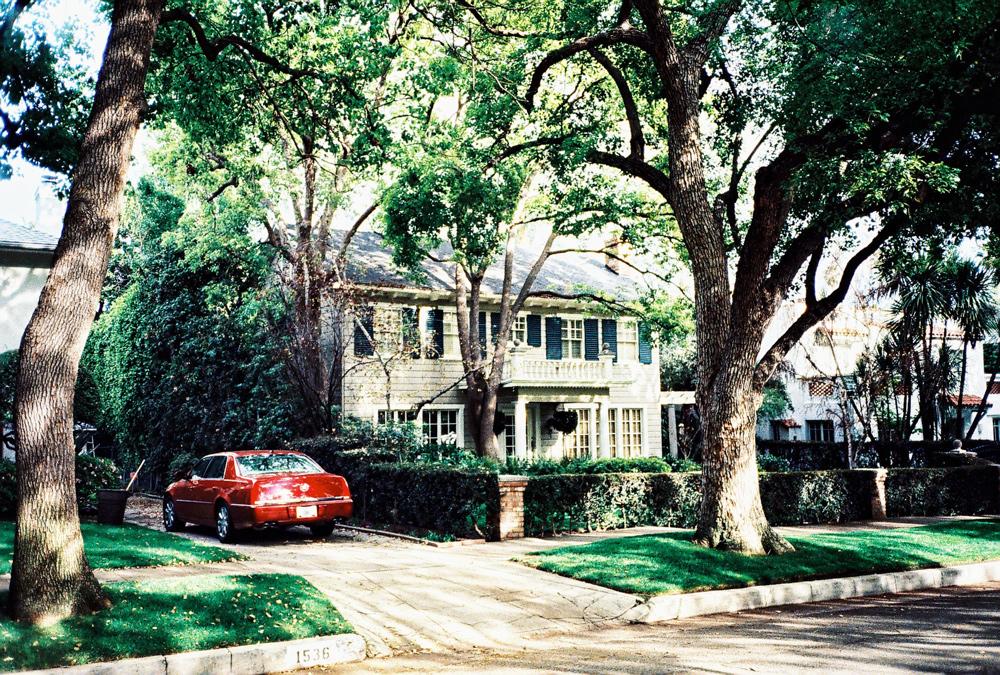 """Das Doyle Haus aus """"Halloween – Die Nacht des Grauens"""" von 1978"""