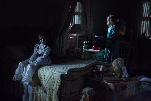 Da ist sie wieder: Annabelle - die Puppe (Foto: Warner Bros.)