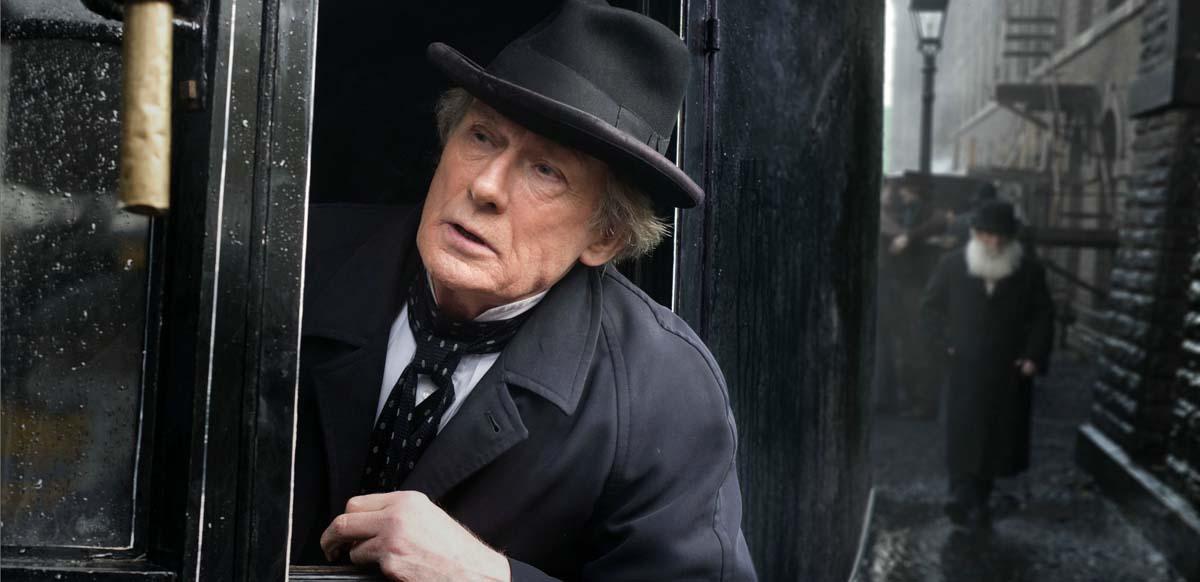 Hat es eilig: Bill Nighy als Inspektor Kildare (Foto: Concorde HE)