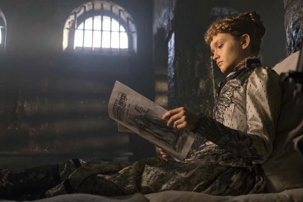 Sehr verdächtig: Olivia Cooke als Elizabeth (Foto: Concorde HE)