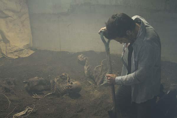 Hat Leichen im Keller: James (Foto: Tiberius Film)
