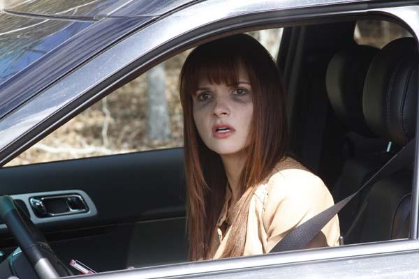 Guckt wie ein Auto: Jennifer (Foto: Tiberius Film)