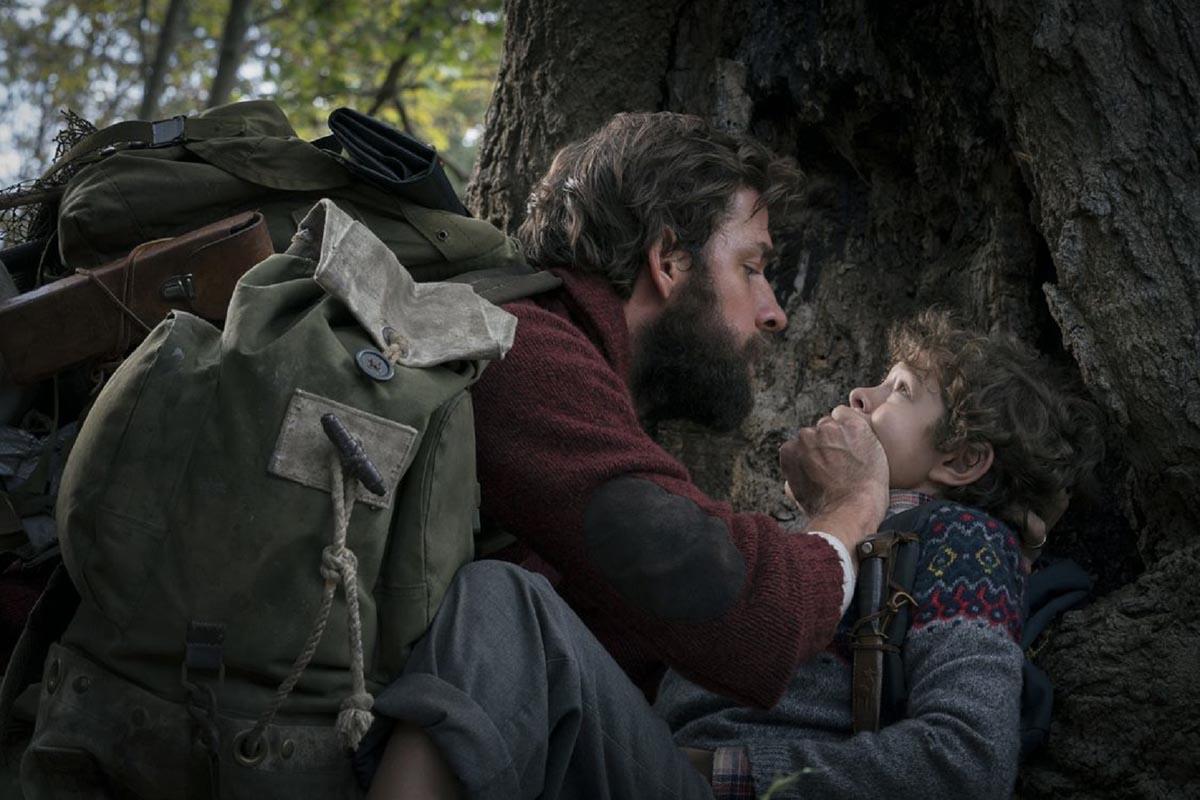 Mund halten! Vater und Sohn verstehen sich (Foto: Paramount Pictures)