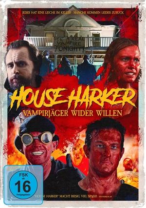 House Harker – Vampirkiller wider Willen