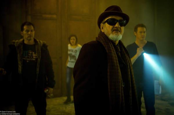 Kleiner Lichtblick, aber auch nicht mehr: Robert Englund als Jacob (Foto: Tiberius Film)