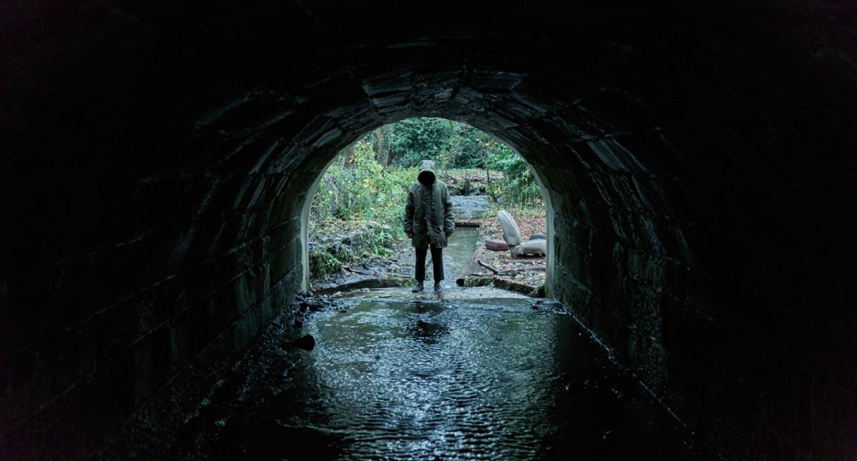 Licht am Ende des Tunnels? Oder doch eher eine Gruselgestalt? (Foto: Concorde HE)