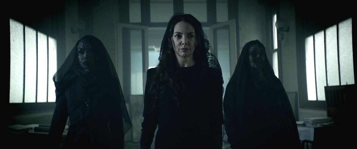 Die Musen kommen! (Foto: Eurovideo)