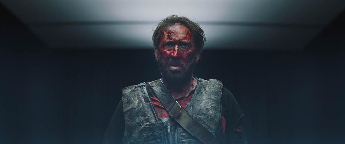 Ein Mann sieht rot (aus): Nicolas Cage sinnt auf Rache (Foto: Koch Media)