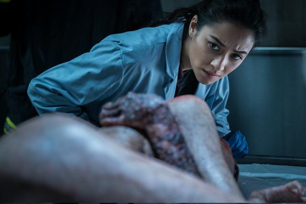 Der erste Kontakt ... mit dem Bösen (Foto: Sony Pictures)