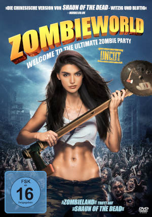Zombieworld – Welcome to the ultimate Zombie Party